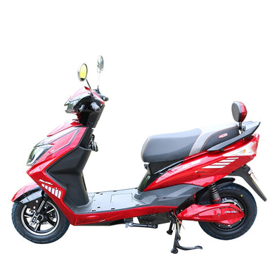 New Electric Scooter 60V 1000W Electric Motorcycle Aluminum Alloy - BC&ACI