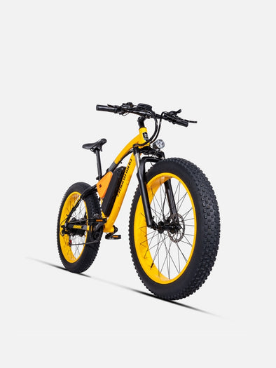 Electric mountain Bicycle Bafang Motor 500W Beach Rover Electric bike - BC&ACI
