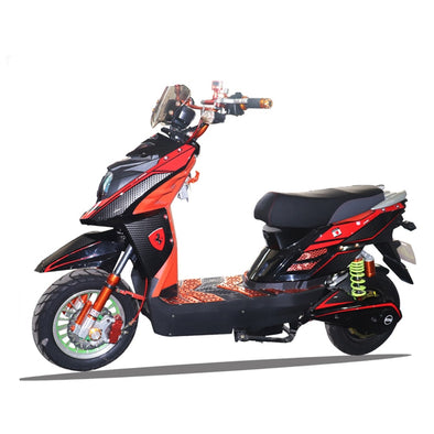 Electric scooter Motorcycle With 60V 20AH Lead Acid Aluminum Alloy Frame 30-50km/h Electric Bicycle Powerful Brushless Motor Ebi - BC&ACI