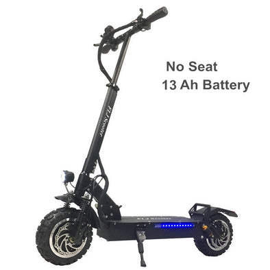 FLJ 11inch Off Road Electric Scooter Adult 60V 3200W Strong powerful new Foldable