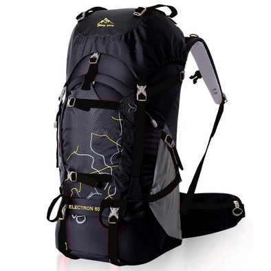 New FengTu 60L Hiking Backpack Daypack For Men And Women Waterproof Camping - BC&ACI