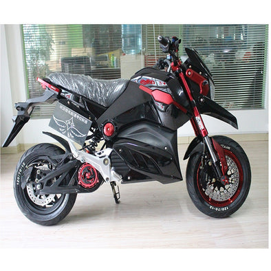 New Electric Motorcycle 40v 2000w 20ah Lithium Batery Brushless - BC&ACI