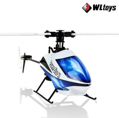 New WL V966 V977 RC Helicopter 2.4G 6CH 3D RC Helicopter - BC&ACI