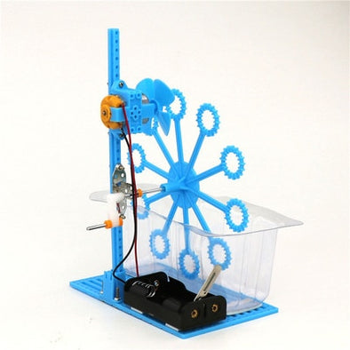 New DIY Bubble Blister Robot Machine Educational Kit - BC&ACI