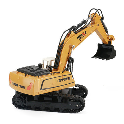New RC Excavator 9 Channel 2.4G Wltoys - BC&ACI