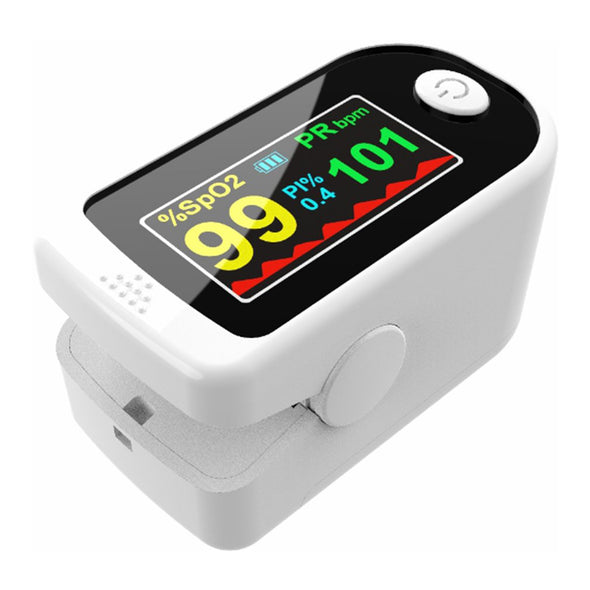 Finger Pulse Oximeter Medical Equipment CE With Sleep Monitor Heart Rate Spo2 PR Blood Oxygen Saturation Monitor Fast Shipping