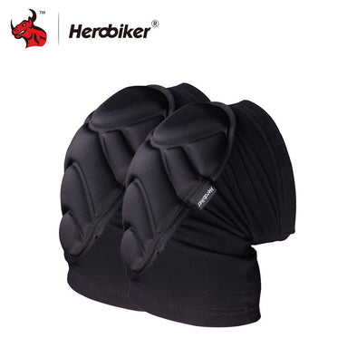 HEROBIKER Motorcycle Knee Pads Motocross Knee Protector Guard Moto