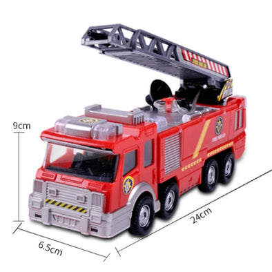 New Children's Toys Fire Truck - BC&ACI