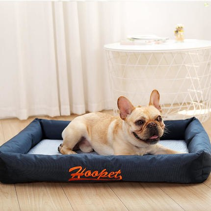 New HOOPET Pet Doghouse Summer Dual-use Dog Bed Sofa Mat Removable Cool Good Quality - BC&ACI