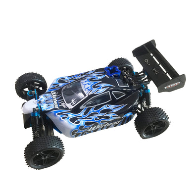 HSP RC Car 1:10 Scale 4wd RC Toys Two Speed Off Road Buggy Nitro Gas Power 94106 Warhead High Speed Hobby Remote Control Car - BC&ACI