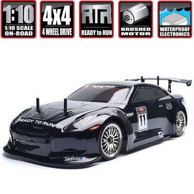 New HSP RC Car 4wd 1:10 Electric Power On Road Racing - BC&ACI