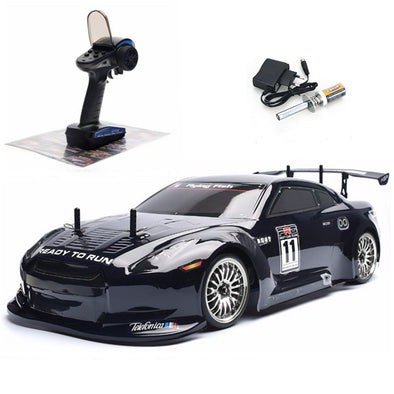 New HSP RC Car 4wd 1:10 On Road Racing Two Speed Drift Vehicle Toys 4x4 Nitro Gas Power High Speed Hobby Remote Control Car - BC&ACI