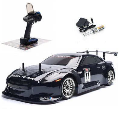 New HSP RC Car 4wd 1:10 On Road Racing Two Speed Drift Vehicle Toys 4x4 Nitro Gas Power High Speed - BC&ACI