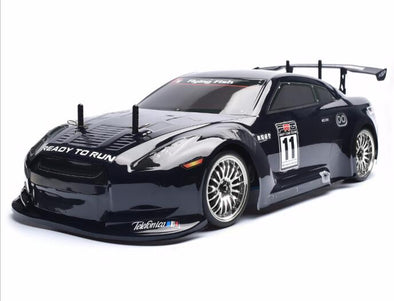 New HSP RC Car 4wd 1:10 On Road Racing Two Speed Drift Vehicle Toys 4x4 Nitro Gas Power  Remote Control Car - BC&ACI