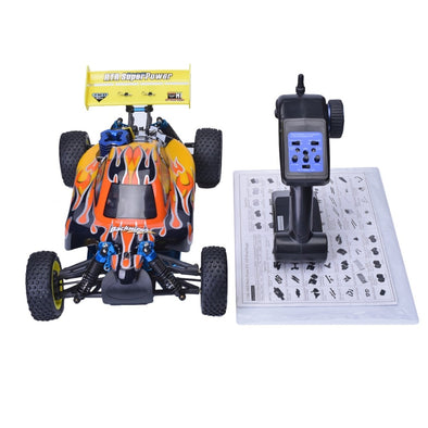 New HSP Racing Car 1/10 Scale Nitro Gas Power 4wd Two Speed Off Road Buggy  RTR High Speed Hobby Rc Remote Control Car - BC&ACI