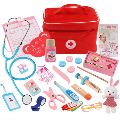New Children Pretend Play Doctor Toys Set Durable - BC&ACI