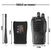 6PCS Two-Way Radio Walkie Talkie Handy Pofung Bf-888s Baofeng - BC&ACI