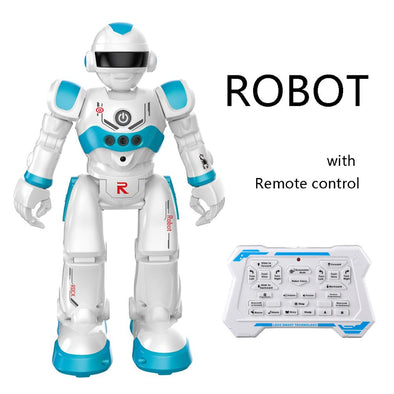 New RC Toy Robot Intelligent Programming Gesture Sensing Speed Adjustment Smart Robot - BC&ACI