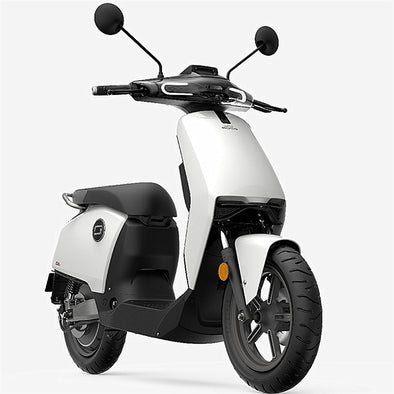 New Hcgwork Soco Cu1 Lithium Electric Motorcycle/scooter/motorbike - BC&ACI