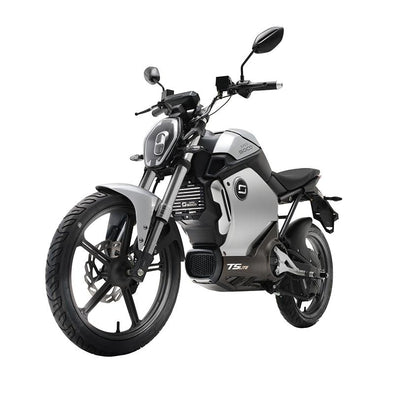 New Hcgwork Scooter Lithium Electric Motorcycle  Cafe Retro Racer - BC&ACI