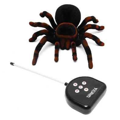 New 4-way Infrared RC Spider Simulation Scary Plush - BC&ACI