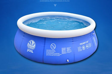 New Inflatable Swimming Pool Child Pool Plus Size Large Plastic - BC&ACI
