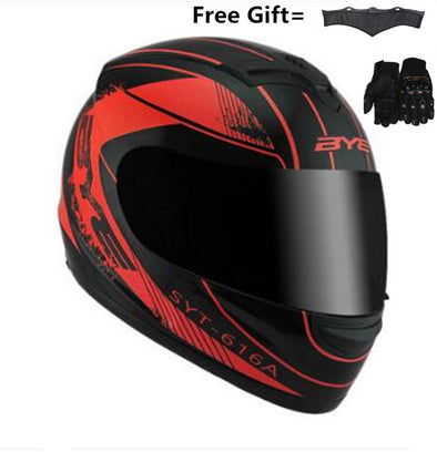 New off-road helmets downhill racing mountain full face helmet motorcycle - BC&ACI