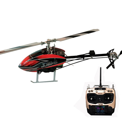 New JCZK ASSAULT 450L DFC 6CH 3D Flybarless RC Helicopter With Transmitter RTF - BC&ACI