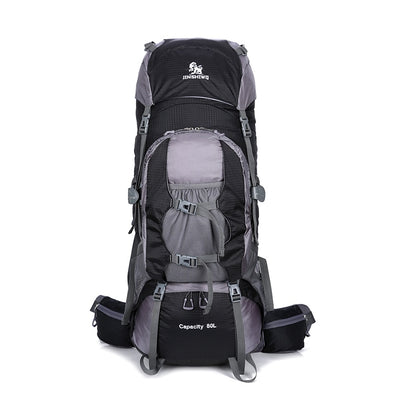 New Large 80L Outdoor Backpack Travel Climbing Backpack - BC&ACI
