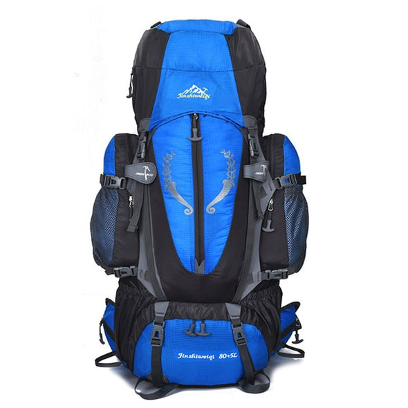 New Large 85L Outdoor Backpack Travel Multi-purpose Hiking Big Capacity - BC&ACI