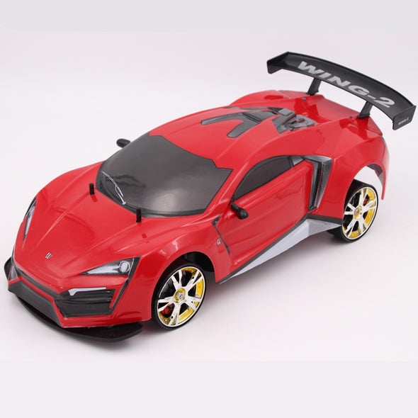 Large RC Car 1:10 High Speed Racing Car For Championship 2.4G 4WD Radio Remote Control Sport Drift Toys For Gifts - BC&ACI