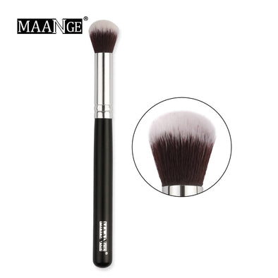 New MAANGE 6/10pcs Makeup Brushes Set Pro Powder Eyeshadow Eyeliner - BC&ACI