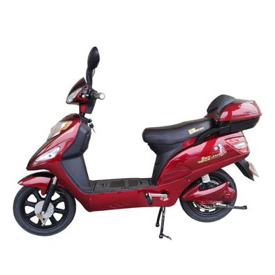 "New Summer Electric Scooter 36V 350 Watt Brush-less Hub Motor 16""or 18"" Two Seat - BC&ACI"