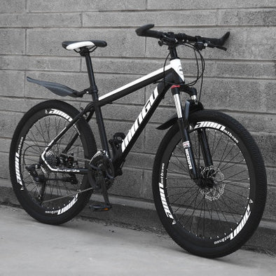New Mountain Bike 21/24/27/30 speed cross country bicycle student bmx Road Racing Speed Bike - BC&ACI