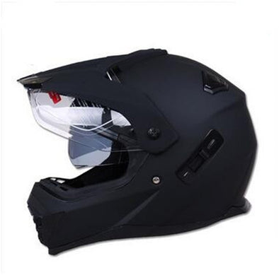 NEW Motorcycle double lens  moto Bicycle Motocross Off Road Helmet - BC&ACI