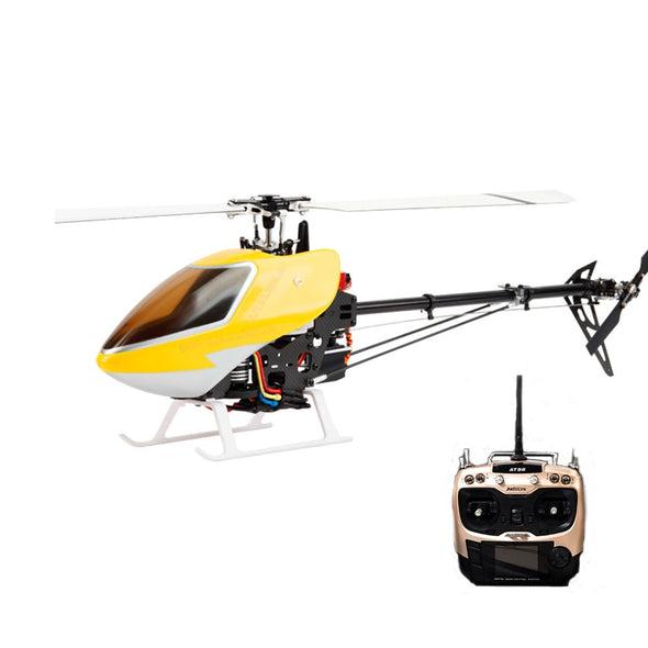 New Arrivals JCZK 450 DFC 6CH 3D Flying Flybarless RC Helicopter RTF - BC&ACI