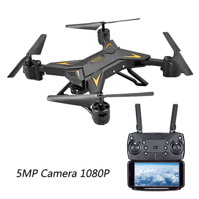 New RC Helicopter  Drone with Camera HD 1080P WIFI FPV RC Drone Professional Foldable - BC&ACI