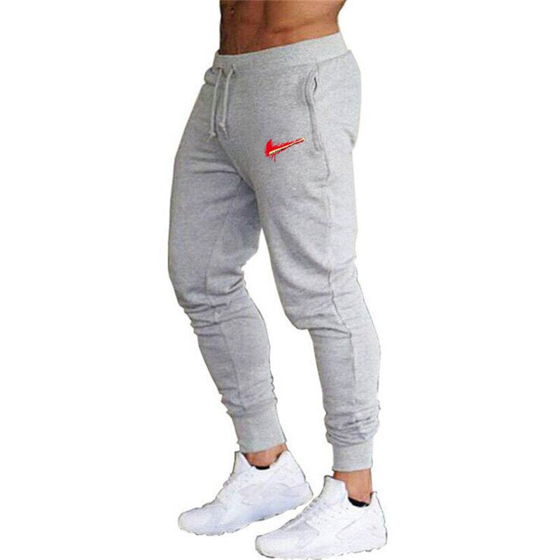 0c4d3ab7 New Spring Autumn Brand Gyms Men Joggers Sweatpants Men's Joggers Trousers  Sporting Clothing The High Quality Bodybuilding Pants