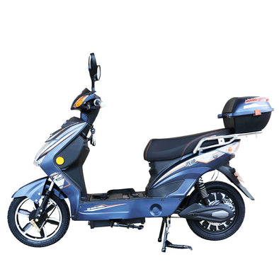 New electric motorcycle adult electric chopper motorcycle with pedal - BC&ACI