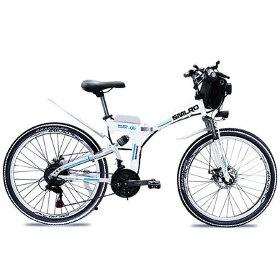 New product lithium battery  26 inch 350W 48V 10AH electric bicycle 21-speed mountain - BC&ACI