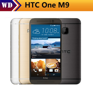 Original Unlocked HTC ONE M9, 4G LTE Smartphones, HTC M9, Mobile Phones, Octa-core, - BC&ACI
