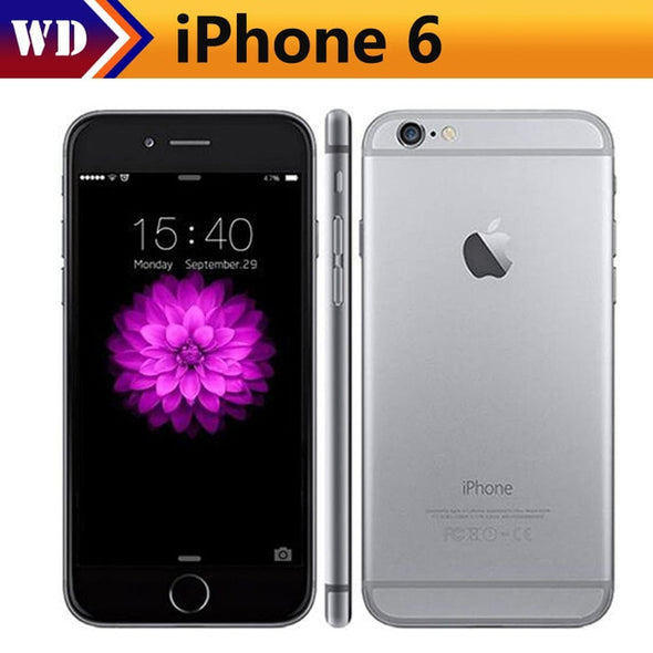 Original iPhone 6 Factory Unlocked IOS Smartphones 4.7 inch Touch Sreen Dual Core LTE - BC&ACI