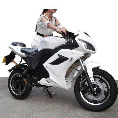 Outdoor road racing cool electric motorcycle sports car adult - BC&ACI
