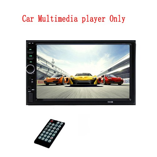 "Podofo 2 din Car Radio Multimedia Player Autoradio Stereo 7"" Bluetooth 2din Auto audio - BC&ACI"