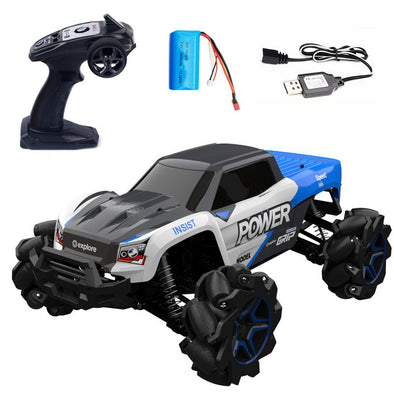 RBRC RB1277A RC Drift Car 4WD 1:12 2.4G 35km/h Electric Vehicle Full Proportional RTR Model - BC&ACI