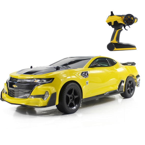 RC Car For Chevrolet Bourdon Drift Racing Car Model 1:10 Remote Control Vehicle 2.4G - BC&ACI