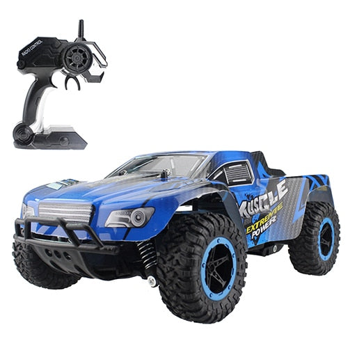 Rc Cars Muscle Extreme Monster Truck 2 4g Remote Control Speed Racing Bc Aci