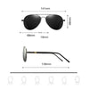 New RNRARE Classic Polarized Light Sunglasses Men Luxury Brand Designer Glasses - BC&ACI