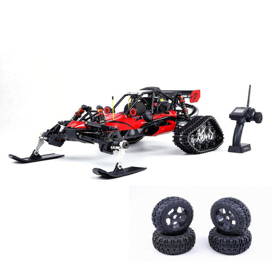 Rovan Baja305AS 1/5 2.4G RWD Snow Buggy Rc Car 30.5cc Engine - BC&ACI