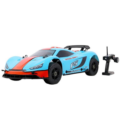 Rovan ROFUN F5 1/5 2.4G 4WD 90km/h Drift RC Car 36cc Gasoline Engine On-road - BC&ACI